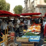 Markets in Tuscany, Italy