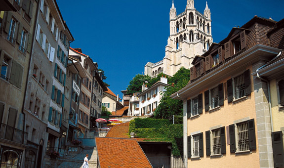 Notre Dame Cathedral Lausanne