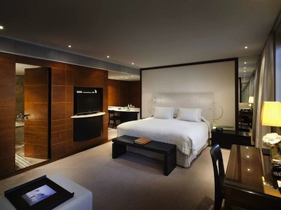 The Halkin hotel in London
