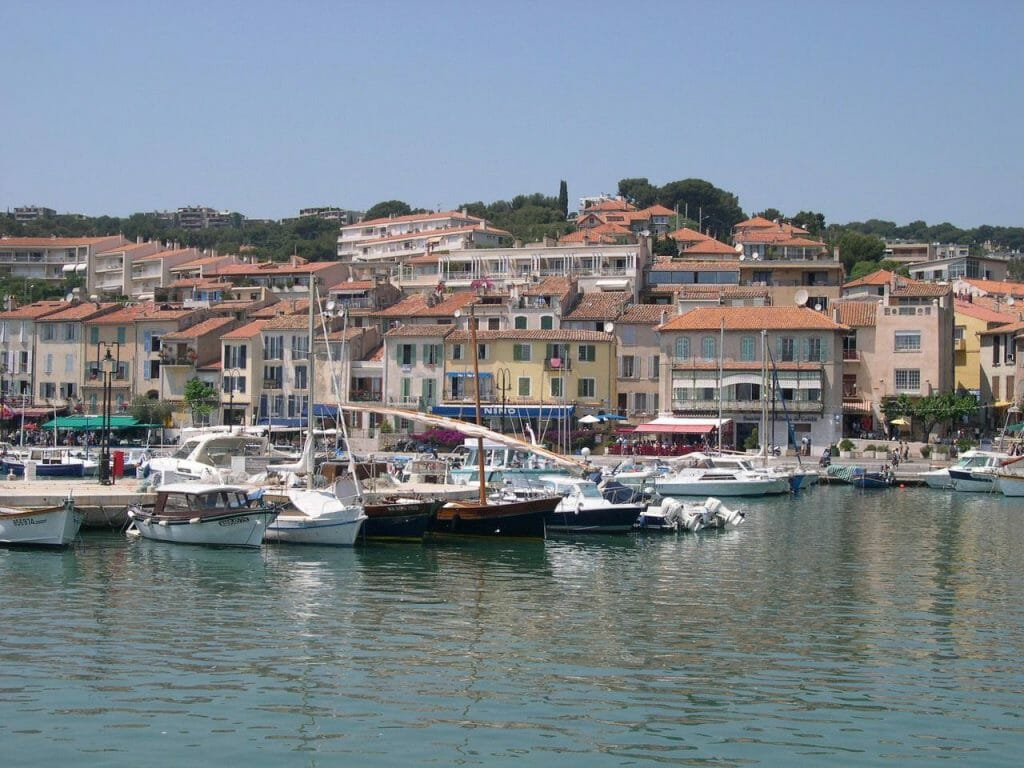 Cassis Harbor