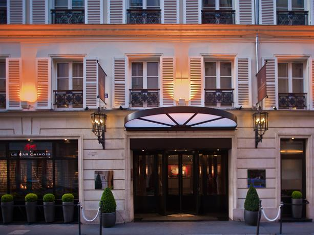 Renaissance Paris Vendome - Luxury 5 Star Hotel in Paris - Where to stay in Paris in the 1st arrondissement