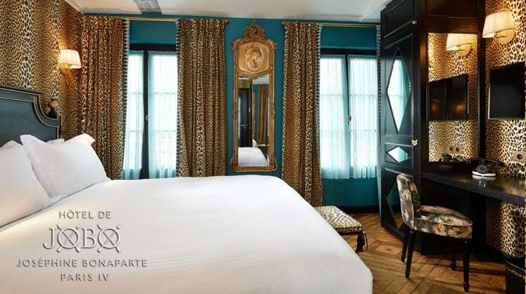 Best Places to stay in Paris - 4th Arrondissement Hotel de Josephine Bonaparte Paris