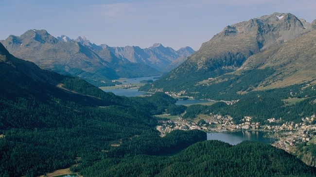 Upper Engadine