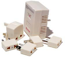 If traveling to Europe, you will need plug adaptors and converters