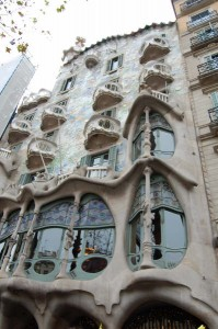 Casa Battitio in Barcelona