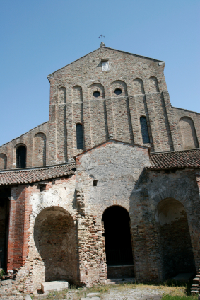 Santa Maria Assunta Church On Murano