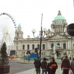 A Day in Belfast, Northern Ireland