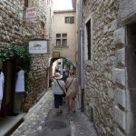 Art Abounds in St Paul de Vence, France