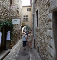 Shopping in St Paul de Vence