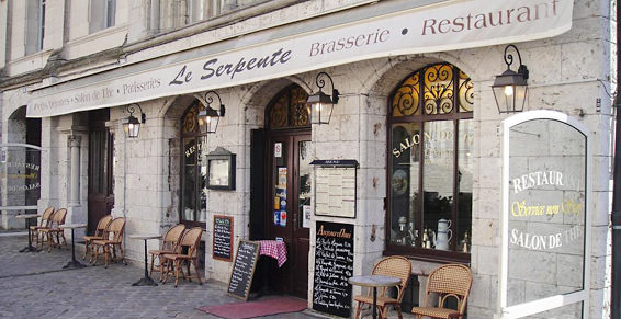 Le Serpentine Restaurant