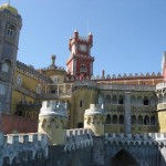 Exploring the Old Quarter of Portugal's Sintra