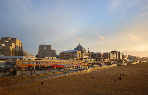 Scheveningen in winter -random-fotos