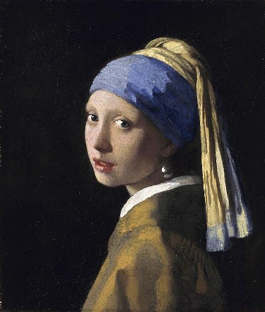 Vermeer at the Mauritshuis