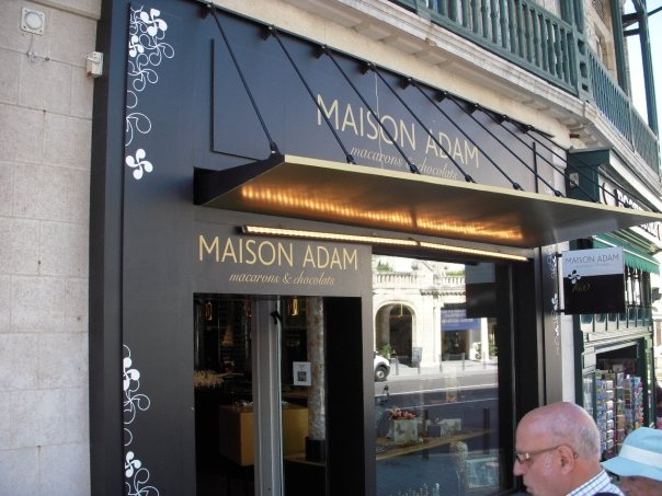 Maison Adam: a delight to the palate