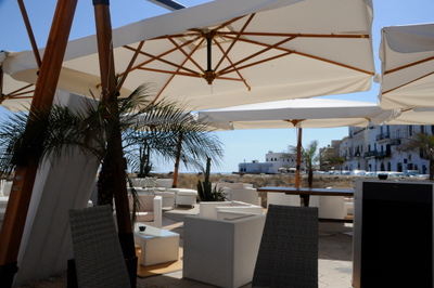 Gallipoli is filled with beautifully decorated lounges