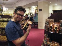 michael at fortnum and Mason