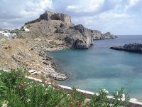 The Acropolis of Lindos- Rhodes