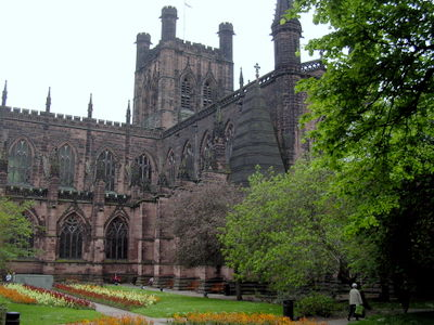 Historic Chester Cathedral