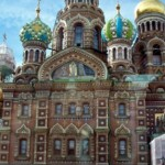 St. Petersburg, Russia and its Iconic Art