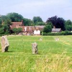 Avebury, England and its Stone Circles