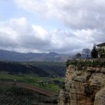 Ronda, Spain: Where the Rain Falls Up