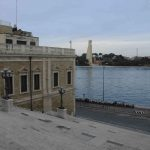 Visiting the Bustling Port Town of Brindisi, Italy