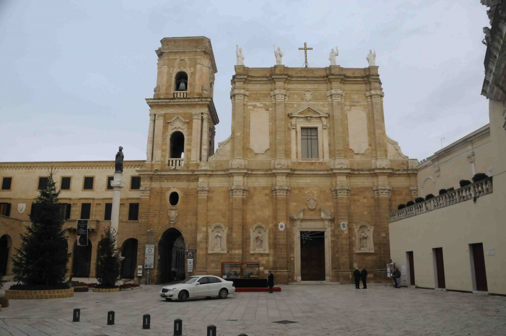 Main Church in Brindisi