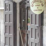 Dining at Vini e Cucina Restaurant in Bari, Italy