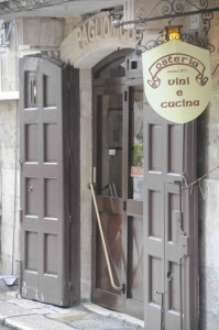 Outside Vini e Cucina