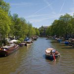 Red Light, Green Light … Amsterdam is Going Green