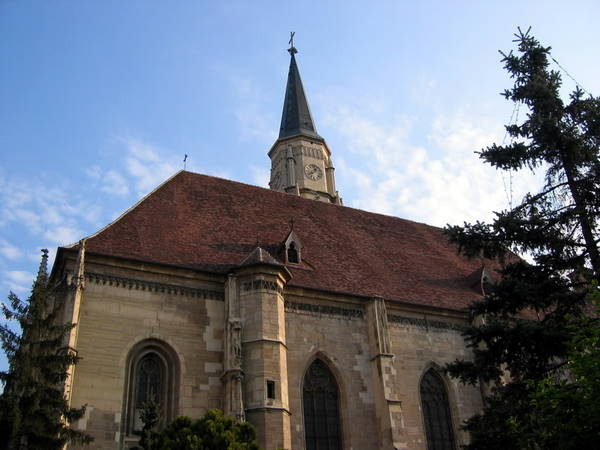 Cluj Catholic Church