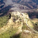 Italy's Civita de Bagnoregio, Isolated and Disappearing
