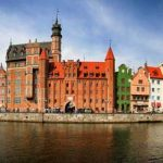 Historical Sights of Gdansk, Poland