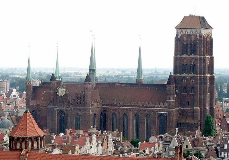 st_marys _church_Gdansk