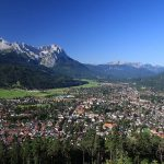 Garmisch Partenkirchen on the Romantic Road