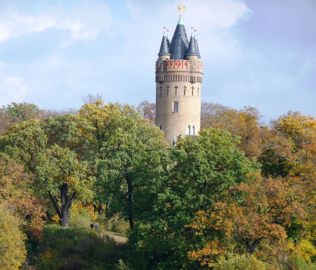 potsdam tower