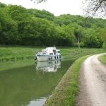 Boating in France: Burgundy Biking