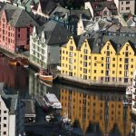 The Fjord Paradise of Alesund in Norway's Sunnmore Region