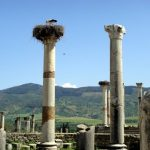 Volubilis, a Roman City in Morocco