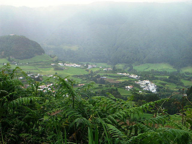 Furnas, Sao Miguel, Azores islands