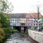 Erfurt, Germany: the Center of the Center