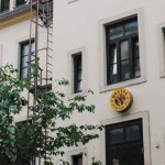 Staying at Hostel Louise 20 in Dresden's Neustadt