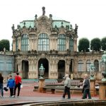Dresden, Germany's Impressive Zwinger Palace