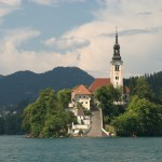 Adventures in the Fairy Tale Town of Bled, Slovenia