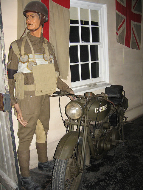 German Occupation Museum, Guernsey Channel islands