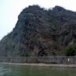 Floating Past the Castles on the Rhine