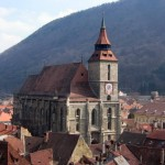 Brasov, Romania: Home of the Historic 'Black Church'