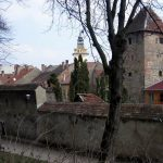 Touring the Medieval Walls of Brasov, Romania