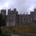 Living History in Arundel, West Sussex, England