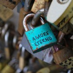 Italy's Padlocks of Love: Luccheti d'Amore